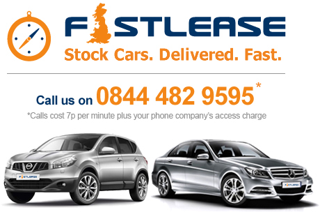 Fast Lease Stock Vans Delivered Fast. Call 0345 811 9595