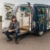 Nissan eNV200 Workspace is World's First All Electric Mobile Office