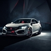 New Honda Civic Type R Races Into View