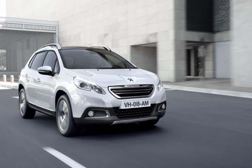 peugeot 2008 crossover car leasing nationwide vehicle contracts. Black Bedroom Furniture Sets. Home Design Ideas