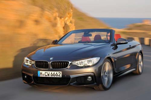BMW 4 Series Convertible Exterior