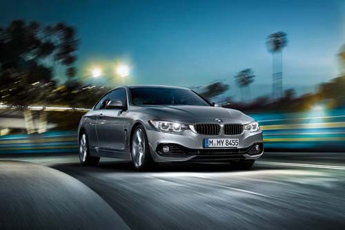 BMW 4 Series Coupe Exterior