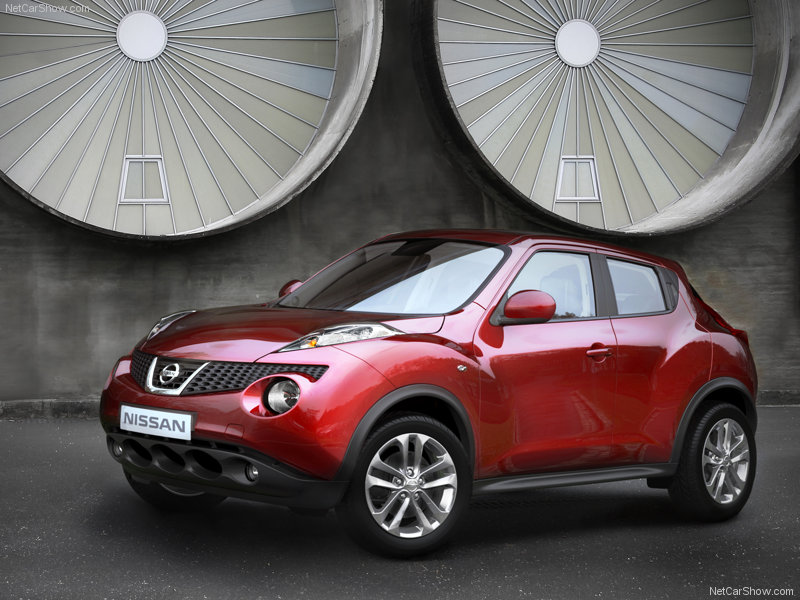 2011 Nissan Juke. Paul