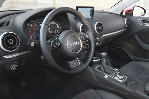 Audi A3 Saloon Car Leasing Nationwide Vehicle Contracts