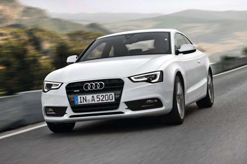 Audi A5 Coupe Car Leasing  Nationwide Vehicle Contracts