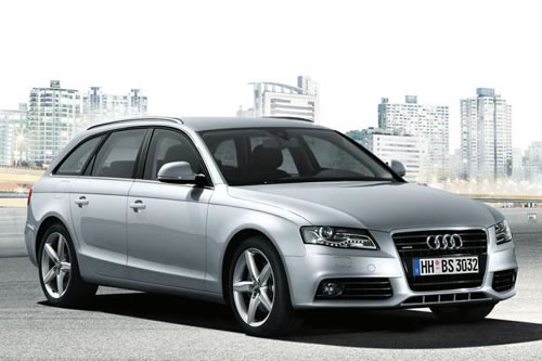 Audi A4 Avant 3.0 Tdi Quattro S Line S Tronic
