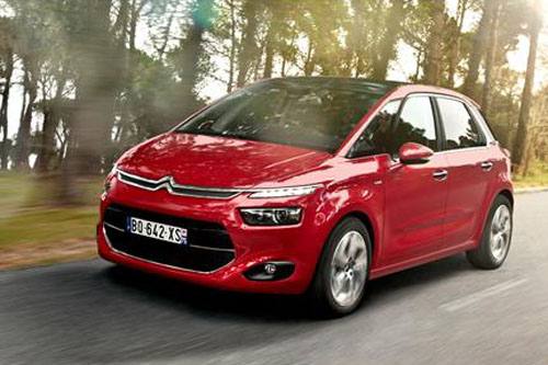 citroen c4 picasso car leasing nationwide vehicle contracts. Black Bedroom Furniture Sets. Home Design Ideas