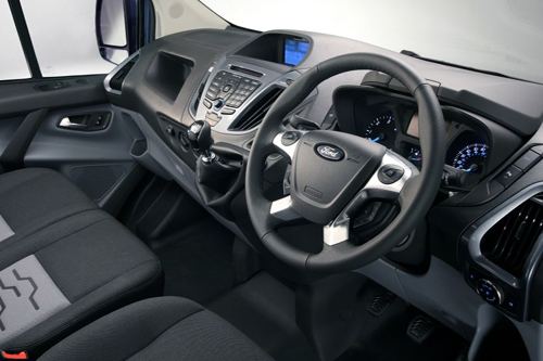 Van Leasing Ford Transit Custom Swb 290 Low Roof Limited Tdci 125ps Limited Colours Available