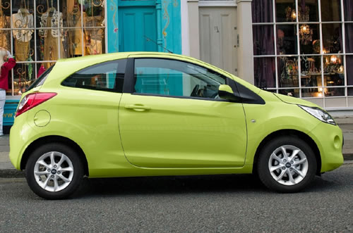 Ford ka personal contract hire ford ka personal lease ford for Ford motor company lease deals
