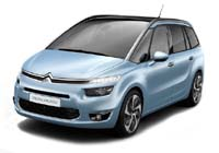 Citroen Grand C4 Picasso 1.6 e-HDi 115 Airdream Exclusive *Inc Metallic Paint*
