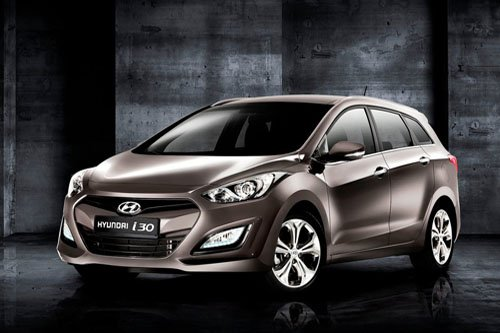 Hyundai i30 Estate Exterior