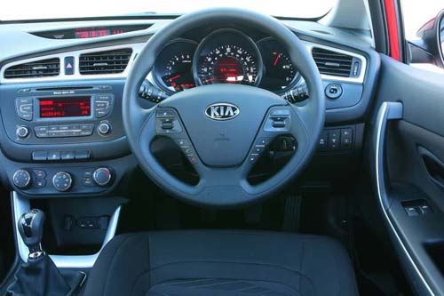 Kia Ceed sw 1.6 Crdi 3 Click