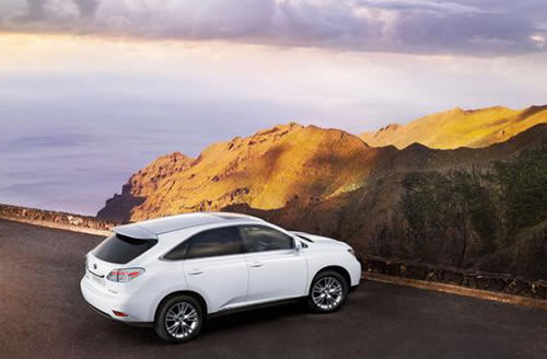 Lexus Rx450h Se L. Lexus RX450h 5Dr Est 3.5 Se-L Premier Auto: Contract Hire and Car Lease
