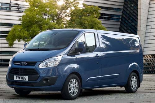 Ford Transit Custom LWB Van Leasing & Contract Hire | Nationwide Vehicle Contracts
