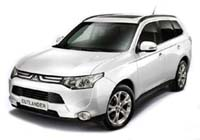 Mitsubishi Outlander 2.2 DI-D GX3 (Leather)