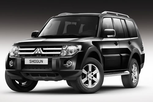 Mitsubishi Shogun Car Leasing | Nationwide Vehicle Contracts