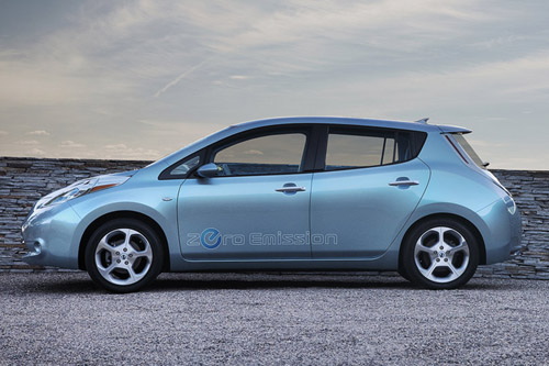 nissan leaf visia auto contract hire and car lease from. Black Bedroom Furniture Sets. Home Design Ideas
