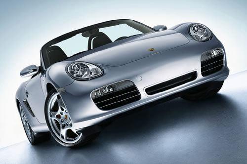 Porsche Boxster S best picture