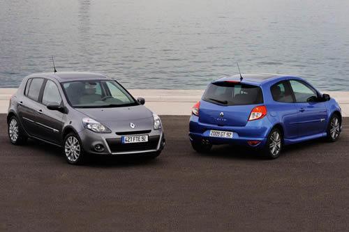 Renault Clio 3 Door. Renault Clio 3 Door 1.2