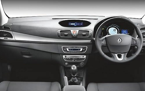 Renault Megane Coupe Interior Renault Megane Coupe Dci