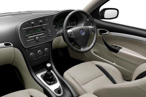 Saab 9-3 Sport Saloon 1.8t Vector Sport BioPower Auto
