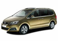 Seat Alhambra 2.0 TDI CR Ecomotive SE Lux *inc Metallic Paint*
