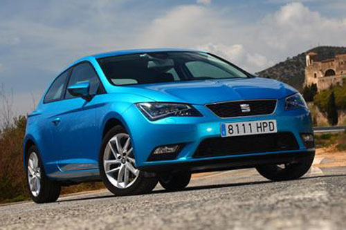 seat leon sport coupe 2 0 tdi 184 fr contract hire and. Black Bedroom Furniture Sets. Home Design Ideas
