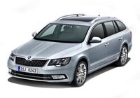 Skoda Superb Estate 2.0 TDI CR 140 SE Business *inc Metallic Paint & Spare Wheel*