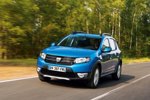 dacia sandero stepway car leasing nationwide vehicle contracts. Black Bedroom Furniture Sets. Home Design Ideas