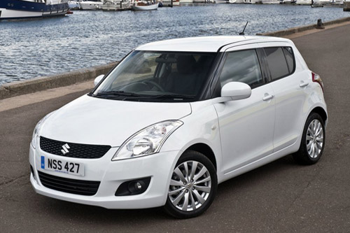 Suzuki Swift Car Leasing | Nationwide Vehicle Contracts