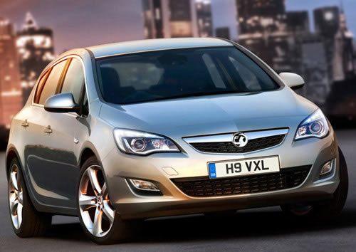 Vauxhall Astra 5 Door 1.6I Vvt