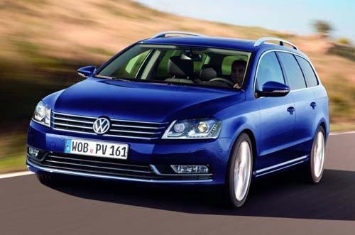 Volkswagen Pat Est 2.0 Tdi 140 Bluemotion Tech Sport