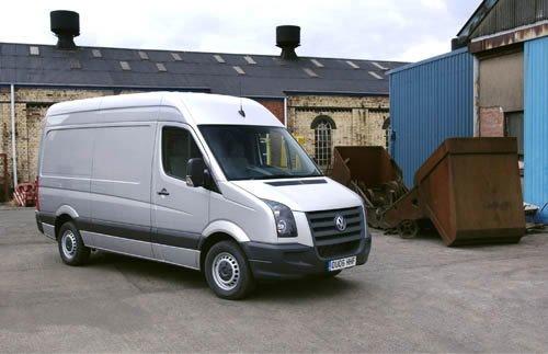 Van Leasing:Volkswagen Crafter,Van Cr35 Lwb H/Roof Van 2.5 Tdi