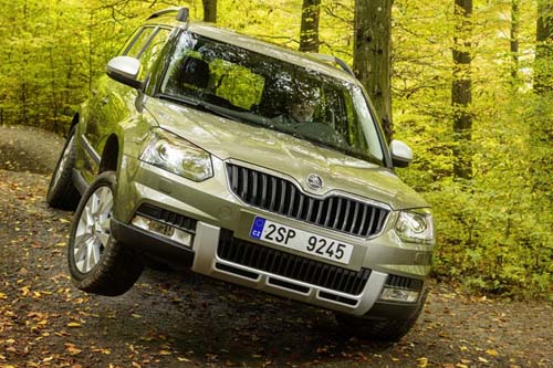 Skoda Yeti Outdoorr