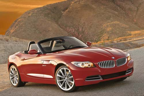 bmw z4 roadster 28i sdrive m sport contract hire and car lease from. Black Bedroom Furniture Sets. Home Design Ideas