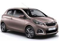 Peugeot 108 1.2 VTi Allure 5dr *inc Metallic Paint*