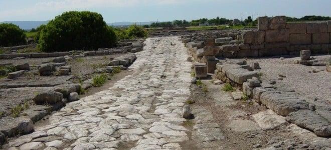a brief history of roman roads in britain