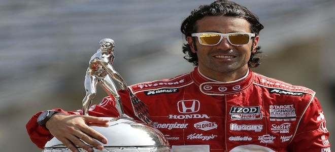 2012 IndyCar Indy 500 Race Winner's Portrait priority