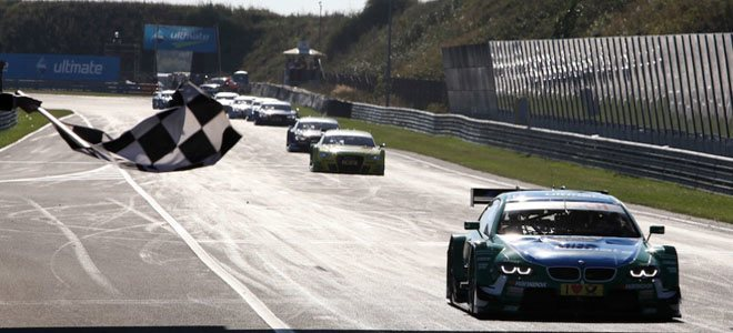 Farfus wins in the sun, but it is not enough for the title (Credit: BMW Motorsport)