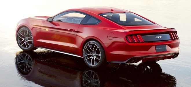 2014 Ford Mustang 1