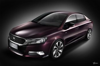 Citroen DS 5LS launched