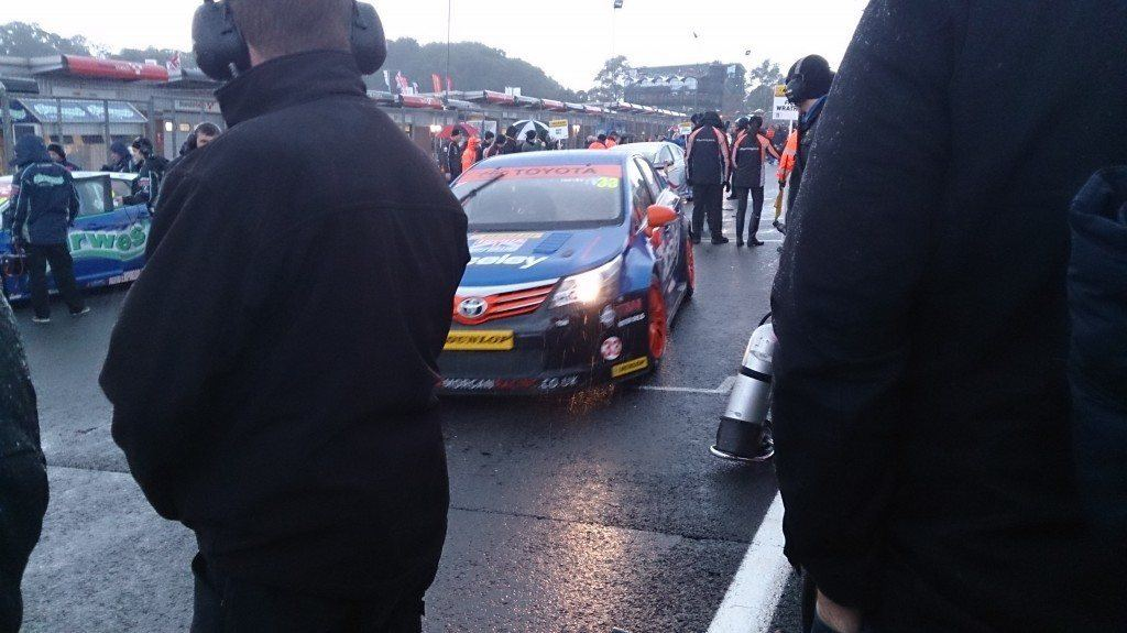 The Avensis hits the BTCC grid for the final time (Credit: Alex Goldschmidt)
