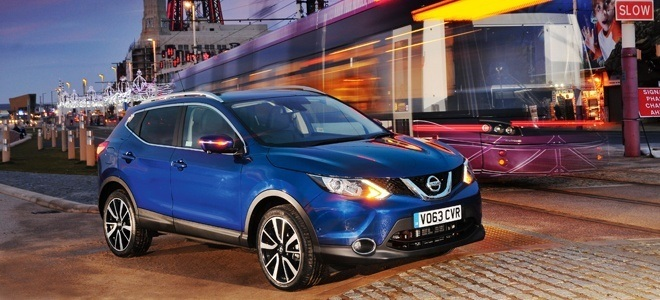 What Car Car of the Year Nissan Qashqai