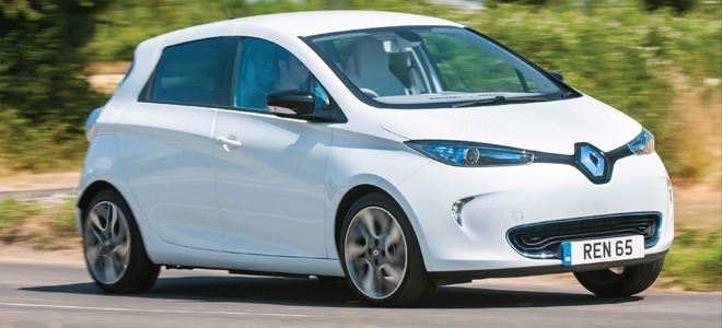 Renault ZOE tops Euro NCAP ratings for supermini