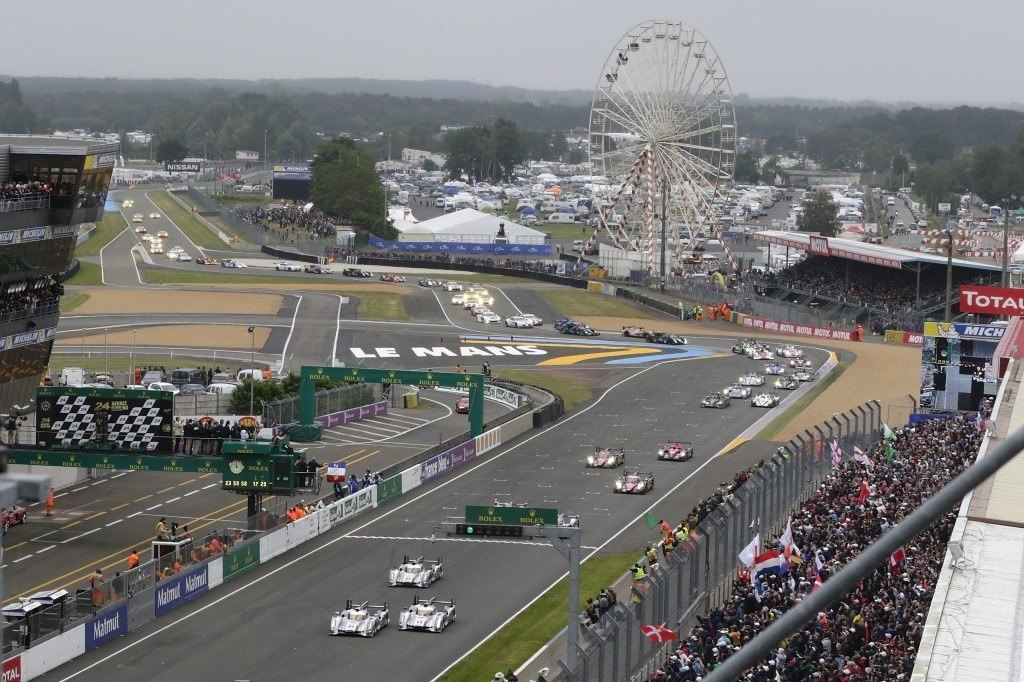 Le Mans is the crown jewel of the WEC (Credit: Audi Motorsport)