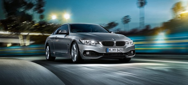 The BMW 4 Series Coupe (Image Credit: BMW UK)