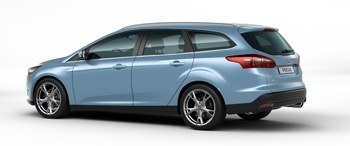 The new Ford Focus is the blueprint for future Ford cars