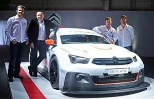 Citroen C-Elysée WTCC will be competing in the FIA World Touring Car Championship