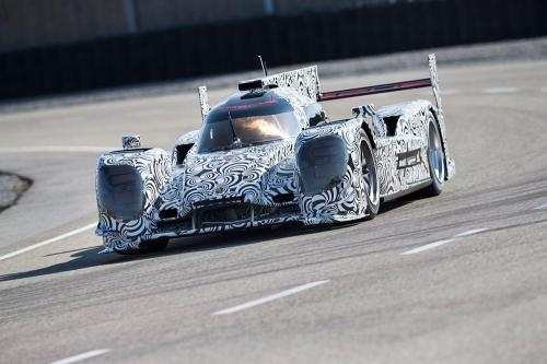 The 919 is ready for action and could be the young upstart (Credit: Porsche UK)