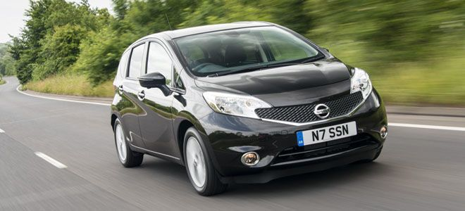 The Nissan Note (Image Credit: Nissan UK)